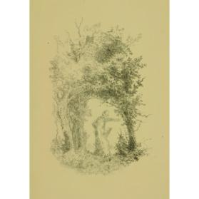 Untitled (Couple Below Arbour)