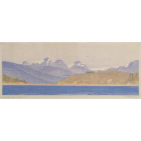 AGAMEMNON CHANNEL, BRITISH COLUMBIA