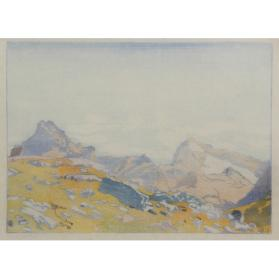 MOUNT CATHEDRAL AND MOUNT STEPHEN