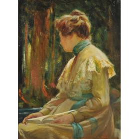 PORTRAIT OF MARY HIESTER REID