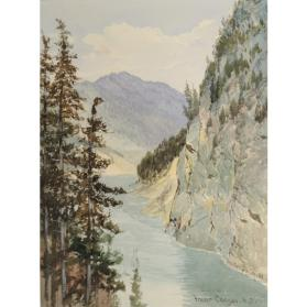 FRASER CANYON, BRITISH COLUMBIA