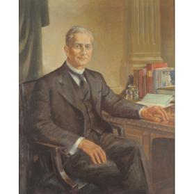 PORTRAIT OF J. W. WESTERVELT SR.