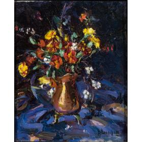 untitled (jug of flowers)