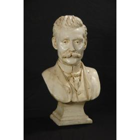 PORTRAIT BUST OF JOHN ROBERT PEEL