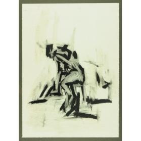 FEMALE FIGURE: STUDY FOR CHESS SET PAWN