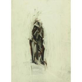 FEMALE FIGURE - DRAWING OF RUTH COMFORT IN MOTION