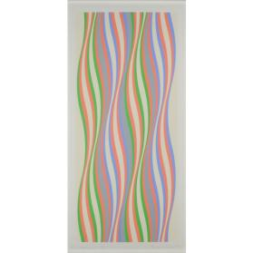 © Bridget Riley 2011. All rights reserved, courtesy Karsten Schubert, London.