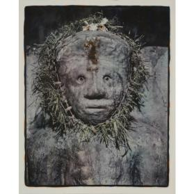 HOMAGE TO MOTHER: PRINT NO. 497