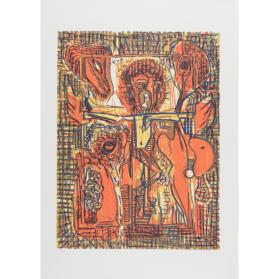 UNTITLED (CRUCIFIXION)