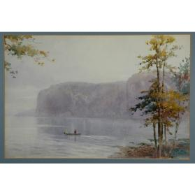 BON ECHO, LAKE AND ROCK