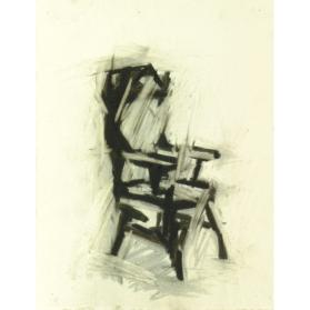 Chair: Study for Chess Set