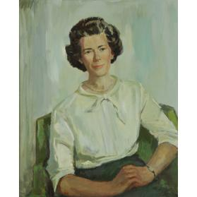 Portrait of Betty Taylor