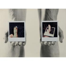 "Untitled (from the series ""Polaroid - Body Parts"")"